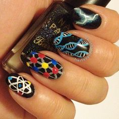 Science Nails
