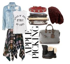 A fashion look from October 2017 featuring cotton tank tops, distressed jean jacket and Sacai. Brics, Valentino, Topshop, San, Polyvore, Fashion, Moda, Fashion Styles, Fashion Illustrations