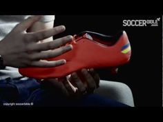 NIKE VAPOR VIII: IN FOCUS -- FIT & TOUCH  http://yt.cl.nr/vmthyuiFL24