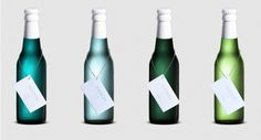 Carlsberg's new microbrewery - Iceberg by Katarina Berg Neergaard, via Behance