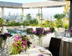 ザ・レギャン・トーキョー   レストランウェディングなら 他にはない情報多数掲載 SWEET W TOKYO WEDDING