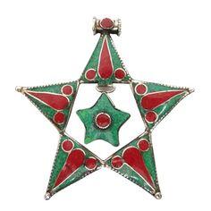 étnica piedra de metal de plata de coral rojo piedra verde pendiente del mosaico de las mujeres usan el chip joyería de moda Indianbeautifulart http://www.amazon.es/dp/B00I9X6AA4/ref=cm_sw_r_pi_dp_-Mfzvb0D4BNQ7