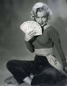 Marilyn Monroe photographed by John Florea, 1953 | Fortune Teller Photography | Vintage Oracle ...