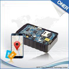 Dual sim card GPS tracker , no problem for cross-border transportation tracking.