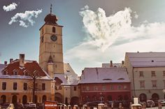 © Photo: PhotoVision Sibiu   #sibiu #romania #mysibiu #prinsibiulmeu #sibiumylove Sibiu Romania, San Francisco Ferry, Building, Travel, Viajes, Buildings, Destinations, Traveling, Trips