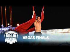 Isaac Caldiero at the Vegas Finals: Stage 1 | American Ninja Warrior - YouTube