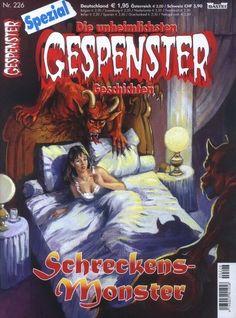 Gespenster Geschichten Spezial #226 - Schreckens-Monster