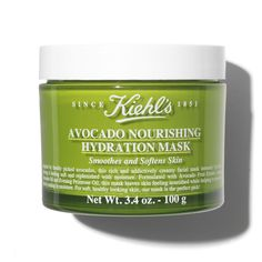 Avocado mask for a hydratation boost by Kiehl's that I am tempted to try in the winter Hair Shampoo, Dry Shampoo, Makeup At Home, Cream For Dry Skin, Hydrating Mask, Skin Care Treatments, Hair Conditioner, Natural Cosmetics, Skin Care
