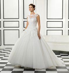 Style EK967, Eddy K Eddy K Wedding Gowns, Elegant Wedding Gowns, Cute Wedding Dress, Designer Wedding Gowns, Wedding Dresses 2014, Bridal Gown Styles, Bridal Gowns, Ball Gowns, Gorgeous Dress