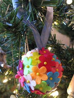 A Nantucket State of Mind: Easy Christmas Craft