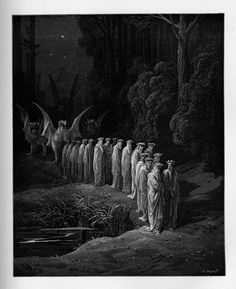 Suggestions for essay topics for Dante's Inferno?