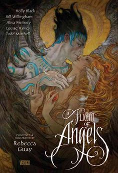 The diverse mythology of angels is explored in this lushly painted graphic novel from high-profile fantasy authors including Holly Black (The Spiderwick Chronicles) and Bill Willingham (FABLES). Deep