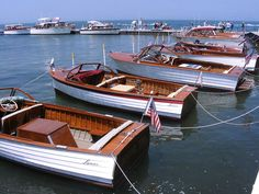 Lakeside Wooden Boat Show <3