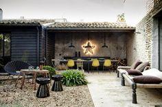 ATELIER RUE VERTE , le blog: Une maison de vacances à l'île de Ré