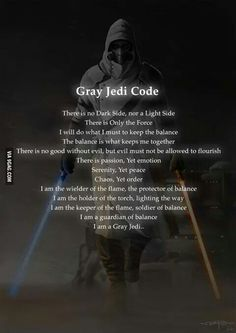 Grey Jedi