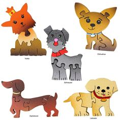 Piece together your favorite pooch! Our miniature dog puzzle cheerfully and loyally hangs your papers on any magnetic surface, bringing a bit of canine fun to the fridge, file cabinet, and beyond. Dog Puzzles, Miniature Dogs, Animal Rescue Site, Rainbow Bridge, Just For Fun, Animal Shelter, Cute Art, Puppy Love, Chihuahua