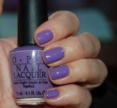 Opi A Grape Fit love this color