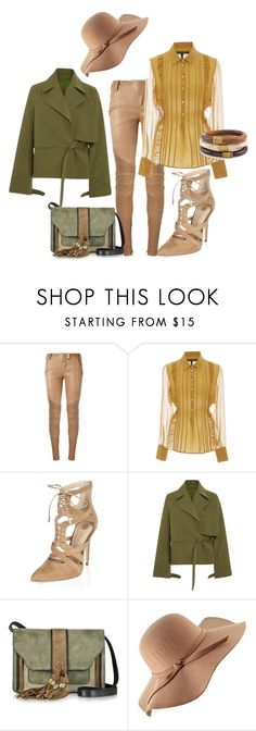 """""""Just being me"""" by vroperwife on Polyvore featuring Balmain, Marissa Webb, Rosie Assoulin, L'Autre Chose and Chico's"""