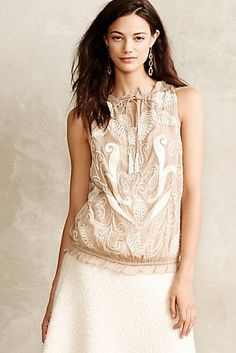 Embroidered Aparna Blouse