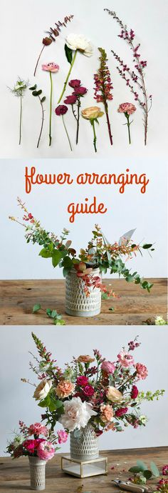 Build a stunning floral arrangement with tips and tricks from a professional florist. It's a homemade gift that's great for Mother's Day and beyond!