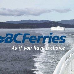 BC Ferries - Have you guys tried to do ANYTHING on this site because everything you try to do is a terrible UX!