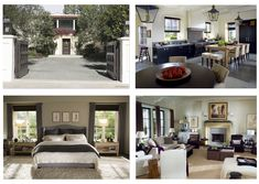 house in the movie The Holiday | Handsome Houses: Our Top 5 Movie House Favorites! | Jessica Bennett ...