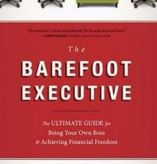 The Barefoot Executive by Carrie Wilkerson (with Book Trailer)