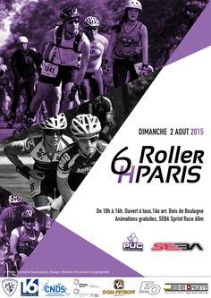 HawaiiSurf partenaire des 6h #Roller de Paris, la course parisienne au Bois de Boulogne !