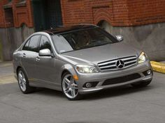 Research the 2010 Mercedes-Benz C-Class