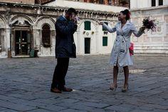 {Luca Faz Photographer in Venice} Romantic Venice Elopement