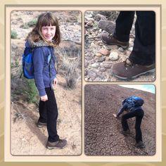 Kids Gear Review - Hi-Tec Oakhurst Trail Hiking Boots