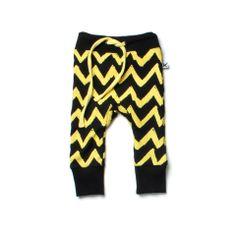 Wild and Mini - Minti Ziggy Trackies Little Man Style, Yellow Black, Cool Kids, Chevron, Baby Boy, Sweatpants, Mens Fashion, Mini, Boys