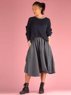 Asymmetric Culotte