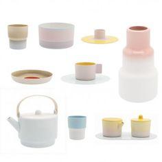 Colour porcelain | Scholten & Baijings