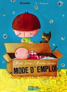 Amazon.fr - Petit frère, petite soeur : mode d'emploi - Michaël Escoffier, Séverine Duchesne - Livres