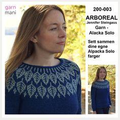 200-003 ARBOREAL – Alpacka Solo – Garnmani.no