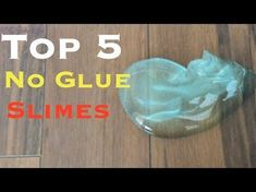 WATER SLIME HOW TO MAKE CLEAR SLIME WITHOUT GLUE, WITHOUT BORAX! TESTING WATER SLIME RECIPES! - YouTube