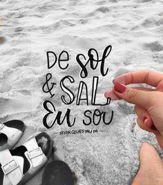 Porque eu só quero sol e praia o dia todo, ☀ . (at riba - praia do leblon) Frases Instagram Tumblr, Frases Tumblr, Instagram Blog, Instagram Posts, Positive Phrases, Tumblr Love, Beach Quotes, Good Vibes, Words Quotes