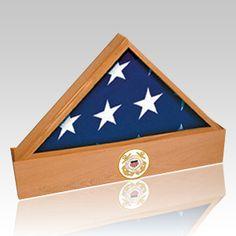 us flag display case