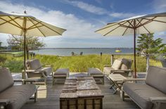 Westhampton Beach NY Bayfront Home For Sale   Brown Harris Stevens