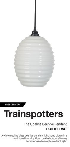 The Opaline Beehive Pendant Commercial Interior Design, Commercial Interiors, Interior Design Living Room, Modern Interior, Glass Pendant Light, Glass Pendants, Glass Lights, Ceiling Lights, Light Project