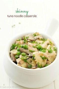 Skinny Tuna Noodle C