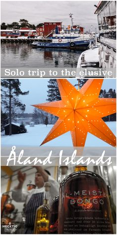 Jump on a ferry from Helsinki and start Arctic island hopping -- traversing the waters, tasting the foods, and learning the secrets of Ål-Meister Bongo Viagra in the Åland Islands!   @visitfinland #VisitFinland