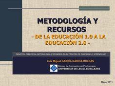 educacion-20-6685697 by Luis Miguel García via Slideshare