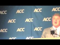 ACC Commissioner John Swofford on College Football Playoff College Football Top 25, Football Tops