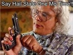 Madea, Hotty Toddy, Ole Miss