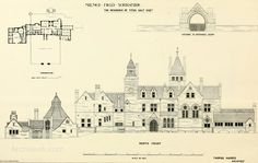 1869 – Milner Field, Yorkshire Architect: Thomas Harris 0004