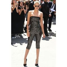 We can't seem to get Kristen Stewart's bold and sparkling @chanelofficial sequinned jumpsuit from yesterday show out of our head. #BAZAARthailand #harpersBAZAARthailand #chanelthailand @chanelthailandofficial #KristenStewart  GETTY  via HARPER'S BAZAAR THAILAND MAGAZINE OFFICIAL INSTAGRAM - Fashion Campaigns  Haute Couture  Advertising  Editorial Photography  Magazine Cover Designs  Supermodels  Runway Models