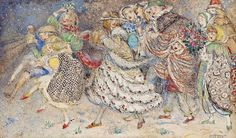 Annie French (1872-1965), Christmas