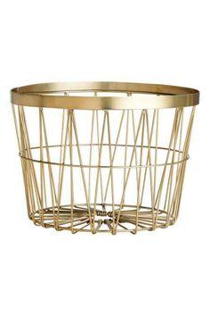 Lanterna em metal | H&M